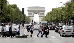 investor skittishness over France's vulnerability